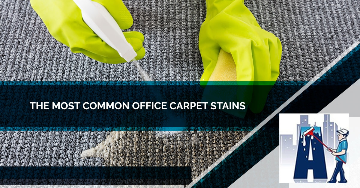 The Most Common Office Carpet Stains - Blog and News for Augie's Building Services - The-Most-Common-Office-Carpet-Stains-5beb42ded6d22
