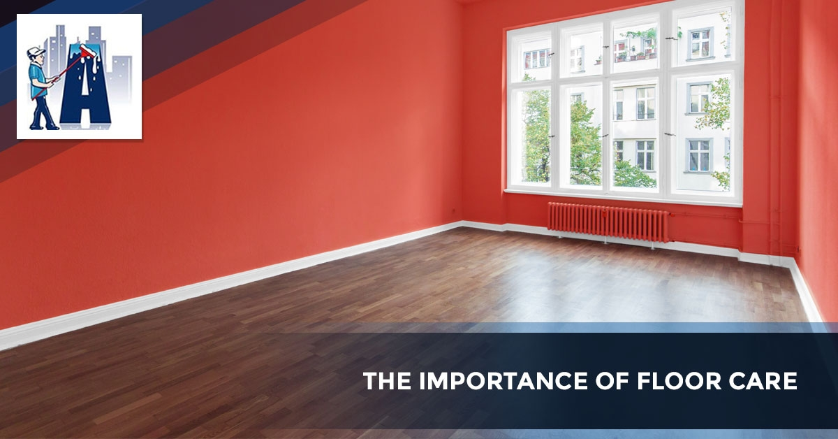 The Importance of Floor Care - Blog and News for Augie's Building Services - importance-featured1-2-5c5dfcd8b81f9