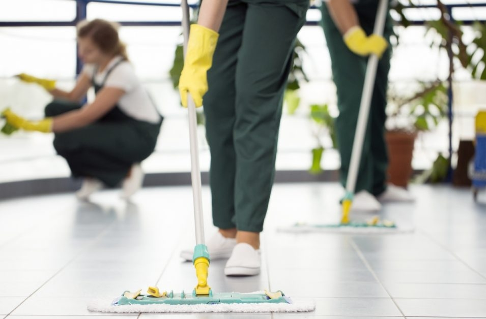 Tips for Maintaining a Healthy Workplace - Blog and News for Augie's Building Services - dreamstime-xxl-110512262-5ca26c6540f1d-955x628