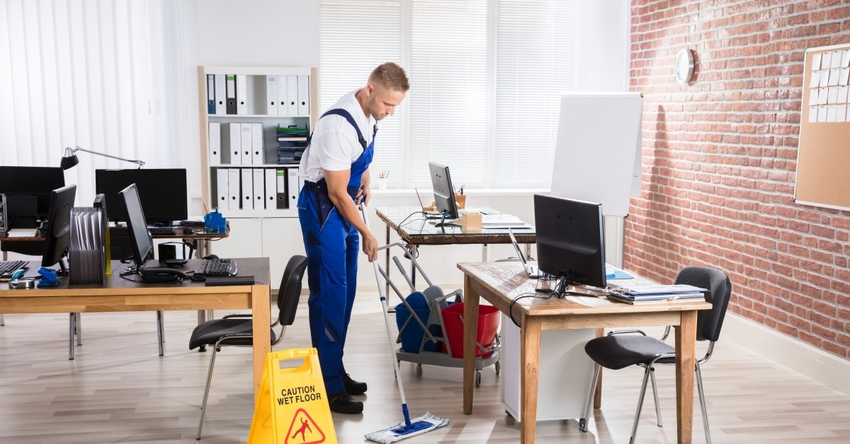 Spring Cleaning Your Office - Blog and News for Augie's Building Services - banner-2-something