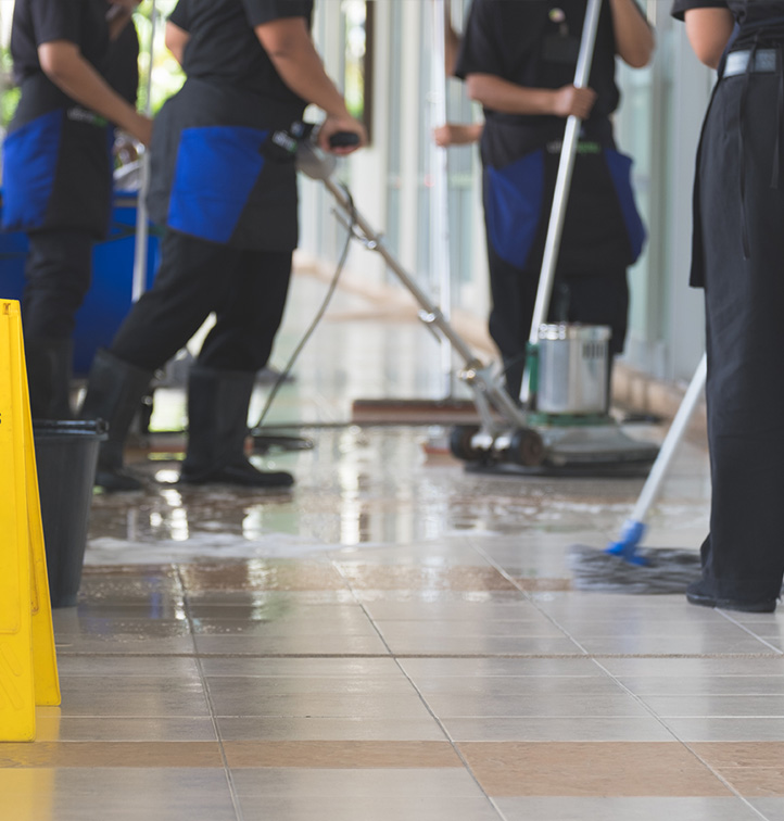 Commercial Floor Care Cleaning Services in Metro Detroit MI - floor